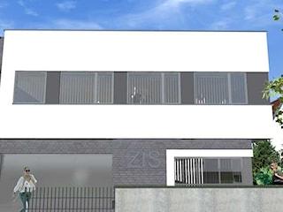 Dom Mieszkalny z Biurem ZIS
