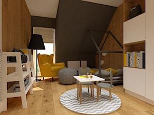 Pokój dla chłopca - zdjęcie od Studio VANKKA.design