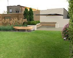 Ogród minimalistyczny - zdjęcie od ARLAN Architekci Krajobrazu
