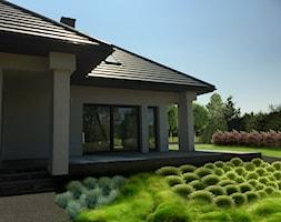 Ogród nowoczesny - zdjęcie od ARLAN Architekci Krajobrazu