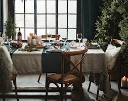 Świąteczne inspiracje - Jadalnia, styl rustykalny - zdjęcie od DUKA - Homebook