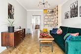 Salon w tylu vintage - zdjęcie od CudnieBosko - Homebook