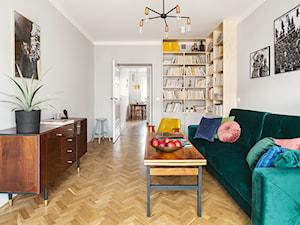 Salon w tylu vintage - zdjęcie od CudnieBosko