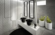 Łazienka styl Glamour - zdjęcie od Otwarte Studio Sztuka