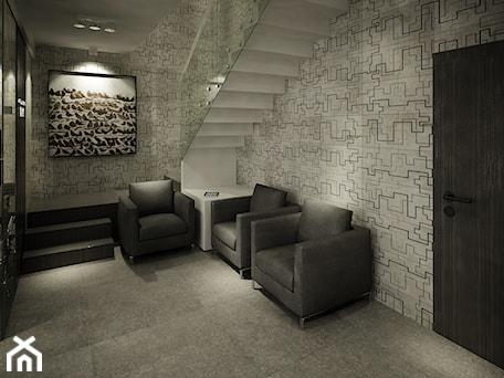 Aranżacje wnętrz - Wnętrza publiczne: projekt wnetrza kancelarii - Wnętrza publiczne, styl nowoczesny - Otwarte Studio Sztuka. Przeglądaj, dodawaj i zapisuj najlepsze zdjęcia, pomysły i inspiracje designerskie. W bazie mamy już prawie milion fotografii!