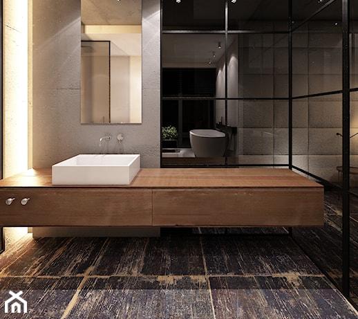 Oryginał szafka pod umywalkę nablatową 60 - pomysły, inspiracje z homebook TN21