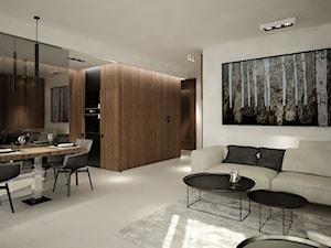 projekt mieszkania K