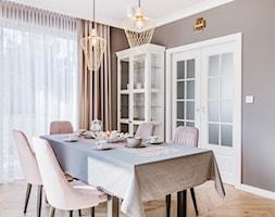 Dom w stylu nowoczesnym - Jadalnia, styl nowoczesny - zdjęcie od Maciej Nowakowski Fotografia Wnętrz - Homebook