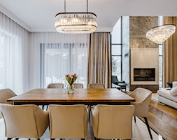Dom hamptons+nowojorski, eklektyczny - zdjęcie od Maciej Nowakowski Fotografia Wnętrz - Homebook