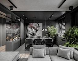 apartament we Wrocławiu° - Jadalnia, styl minimalistyczny - zdjęcie od nahajowski.studio° - Homebook