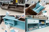 malowanie drewnianych mebli