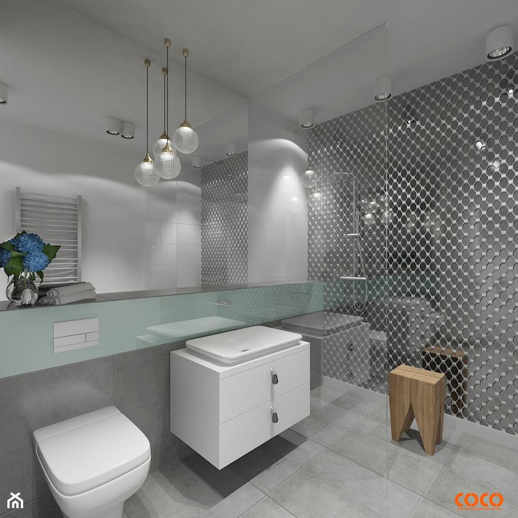 COCO romans z błękitami - zdjęcie od COCO Pracownia projektowania wnętrz - Homebook