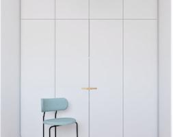 Mieszkanie lastryko Poznań - Garderoba, styl minimalistyczny - zdjęcie od zonaarchitekci - Homebook