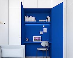 Mieszkanie surowe w Poznaniu - Sypialnia, styl minimalistyczny - zdjęcie od zonaarchitekci - Homebook