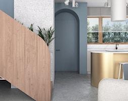 Mieszkanie lastryko Poznań - Hol / przedpokój, styl minimalistyczny - zdjęcie od zonaarchitekci - Homebook