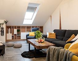 Salon+-+zdj%C4%99cie+od+Przestrzen+Pracownia+architektury+wnetrz+Krystyna+Sabada