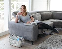 Hamilton - wygodna sofa modułowa - zdjęcie od Bizzarto - Homebook