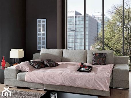 Aranżacje wnętrz - Salon: Calvados - sofa z funkcją spania - Bizzarto. Przeglądaj, dodawaj i zapisuj najlepsze zdjęcia, pomysły i inspiracje designerskie. W bazie mamy już prawie milion fotografii!