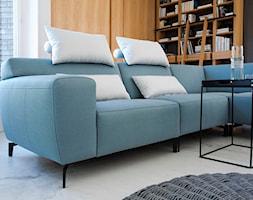 Plain - sofa modułowa z funkcją relaksu - zdjęcie od Bizzarto - Homebook