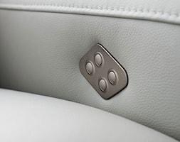 Hamilton - wygodna sofa modułowa - sterowanie elektryczne funkcją relaksu - zdjęcie od Bizzarto - Homebook