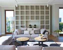 Dom w Warszawie - Duży salon, styl klasyczny - zdjęcie od BBHome