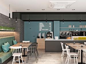 Adaptacja kawiarni w centrum Krakowa