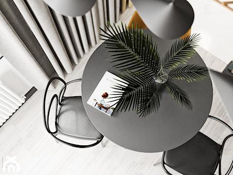 Aranżacje wnętrz - Jadalnia: Minimal Green - Jadalnia, styl minimalistyczny - LINEUP STUDIO. Przeglądaj, dodawaj i zapisuj najlepsze zdjęcia, pomysły i inspiracje designerskie. W bazie mamy już prawie milion fotografii!