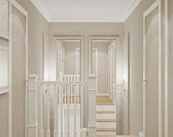 Neoklasyk Pod Krakowem - Schody, styl tradycyjny - zdjęcie od LINEUP STUDIO
