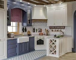 Berlin - projekt części wnętrz domu jednorodzinnego - Kuchnia, styl klasyczny - zdjęcie od ABD Projects - Homebook