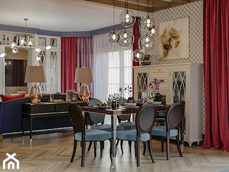Aranżacje wnętrz - Jadalnia: Berlin - projekt części wnętrz domu jednorodzinnego - Jadalnia, styl klasyczny - ABD Projects. Przeglądaj, dodawaj i zapisuj najlepsze zdjęcia, pomysły i inspiracje designerskie. W bazie mamy już prawie milion fotografii!