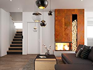 Braniewo - dom jednorodzinny w stylu minimalistycznym