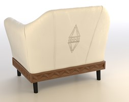 Fotel+Exclusive+-+zdj%C4%99cie+od+Ksiestwo+Goralskie+Design