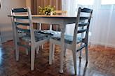 malowanie stołu drewnianego