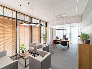 ELHURT PLUS i realizacja własnych przestrzeni biurowych - zdjęcie od AQForm