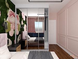 Eklektyczne Art Deco- sypialnia - zdjęcie od MOOKA Studio