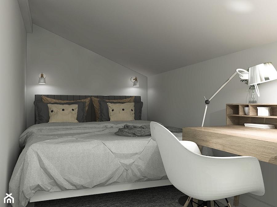 Pokój na poddaszu - zdjęcie od let's design