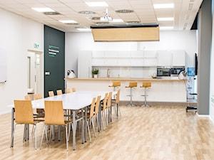 Vorwerk Thermomix - biura regionalne - Kuchnia, styl minimalistyczny - zdjęcie od Koziarski Pracownia Projektowa