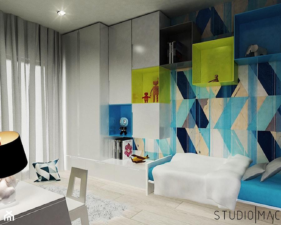 Pokój dziecka 2a - zdjęcie od STUDIO MAC