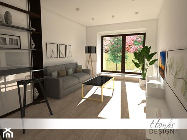 Salon Sypialnia W Apart Hotelu Zdjęcie Od Thanks Design
