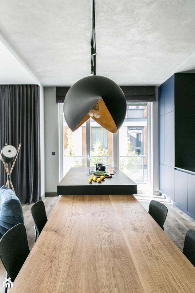 Apartament z widokiem na rzekę ul. Bielniki, Poznań - Hol / przedpokój - zdjęcie od zablocka_studio - Homebook