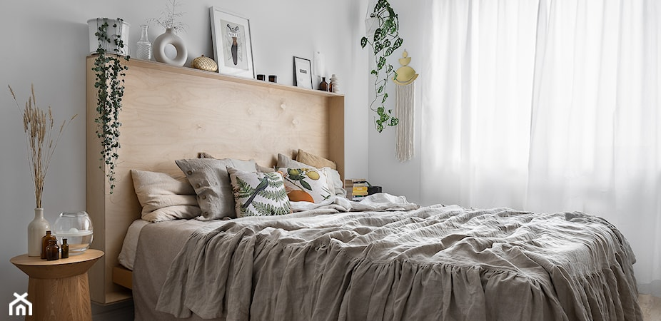 Jak ustawić łóżko w sypialni? Znamy sposób nawet na małą i wąską sypialnię