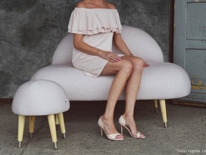 Mała sofa