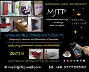 MJTP meble furniture design and renovation - Producent