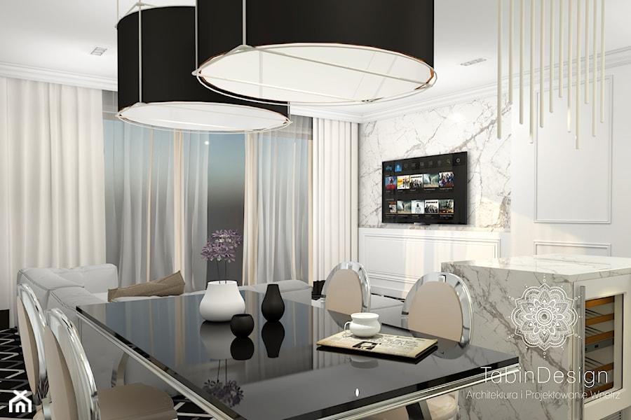 Pokój dzienny - zdjęcie od Tabin Design