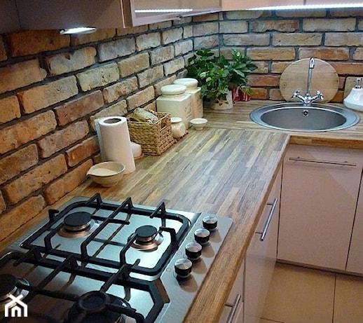 Płytki z cegły  zdjęcie od www starecegly com -> Kuchnia Z Cegly