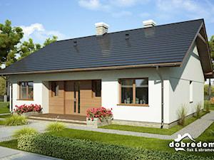 Sasanka i Sasanka II – projekty małych i ekologicznych domów jednorodzinnych
