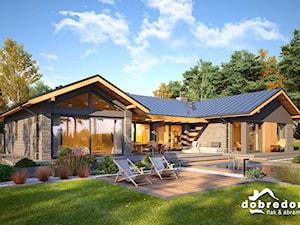 Iga – projekt przestronnego domu o oryginalnej bryle