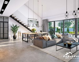 Kira IV, 125,10 m2 - zdjęcie od Pracownia Projektowa Dobre Domy Flak & Abramowicz - Homebook