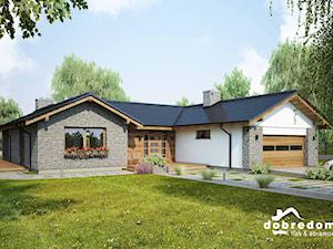 Jak wybrać projekt domu z garażem?
