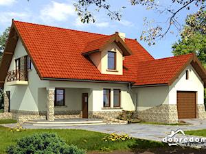 Tradycyjne projekty domów - zawsze na czasie